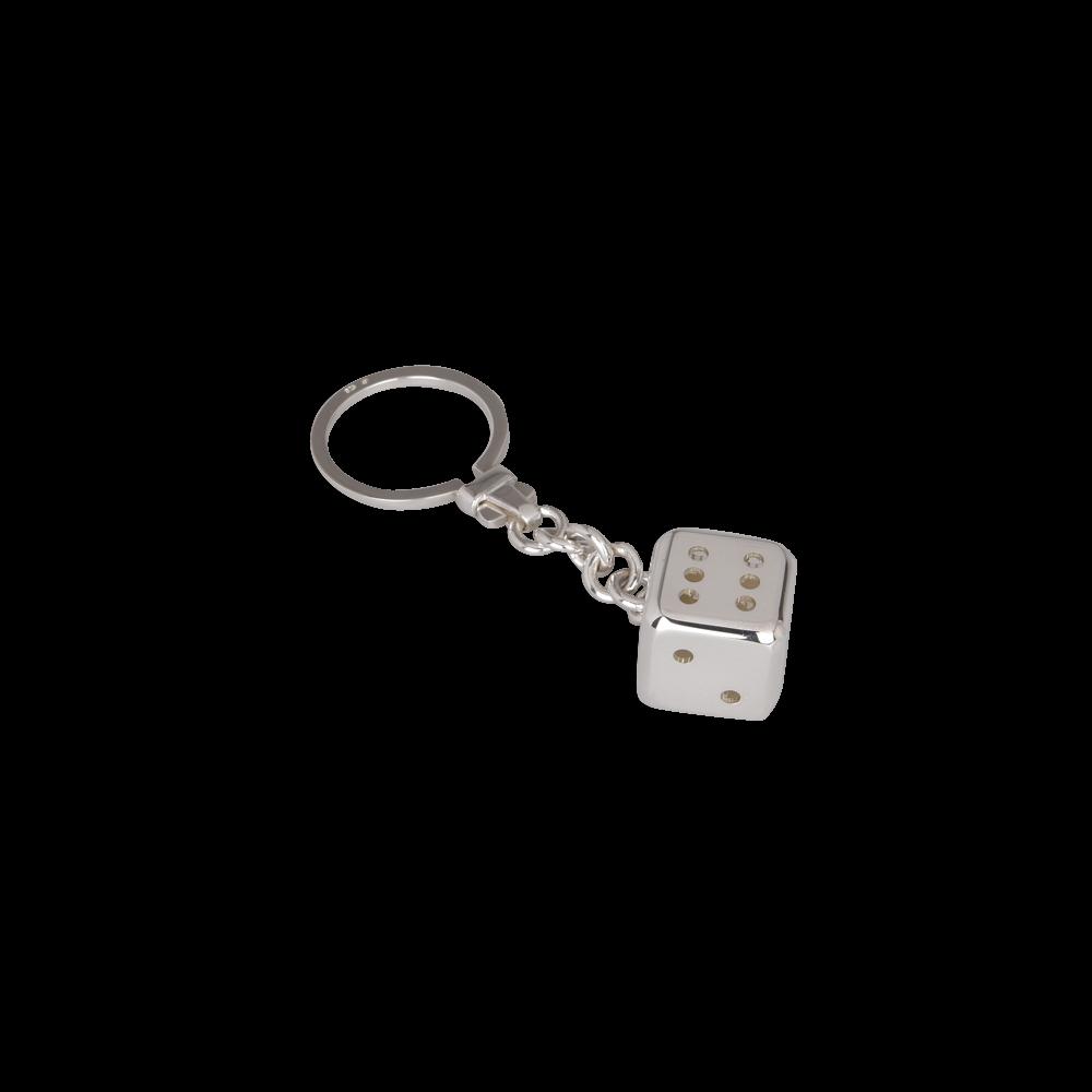 Schlüsselanhänger Würfel