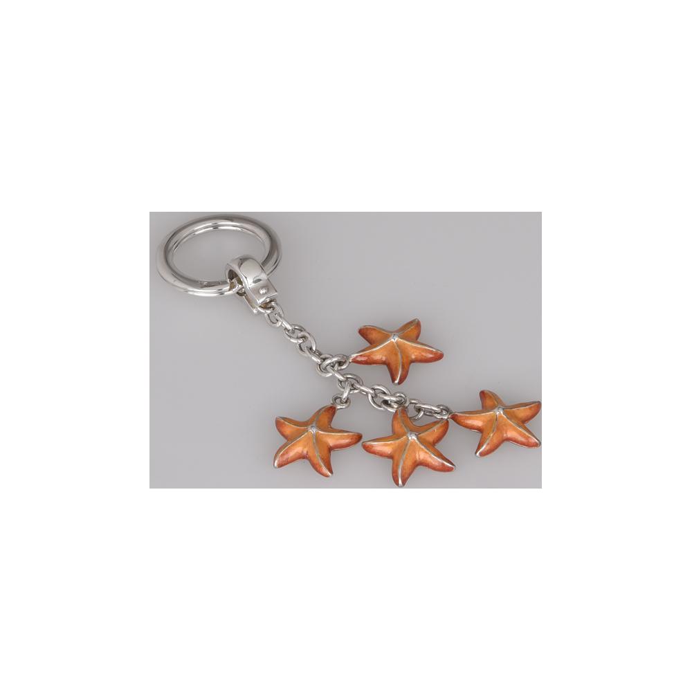 Schlüsselanhänger Seestern