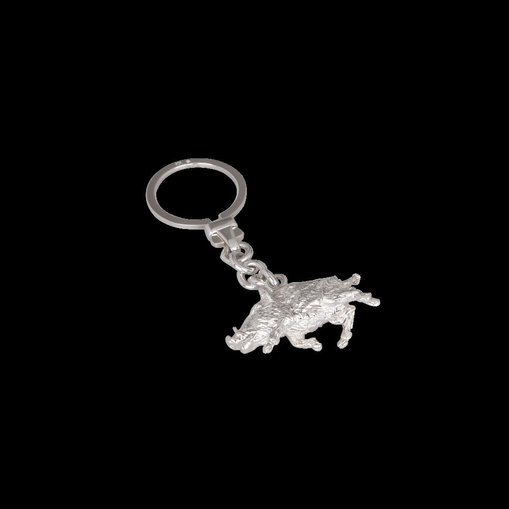 Schlüsselanhänger Wildschwein