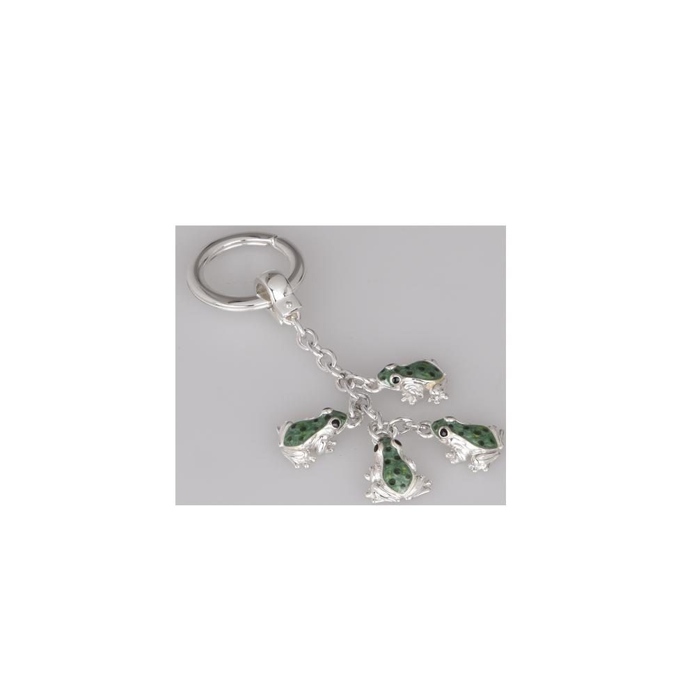 Schlüsselanhänger Frösche