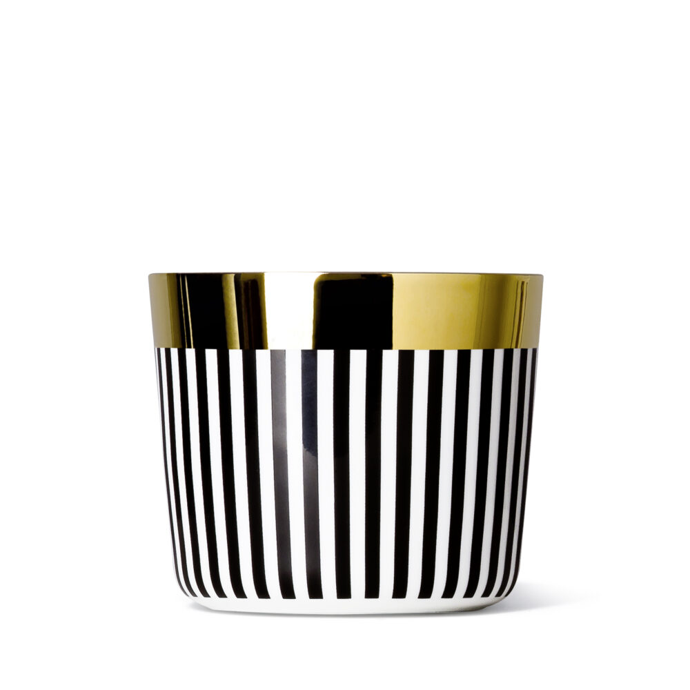 Champagnerbecher Ca'd'oro vertical stripes