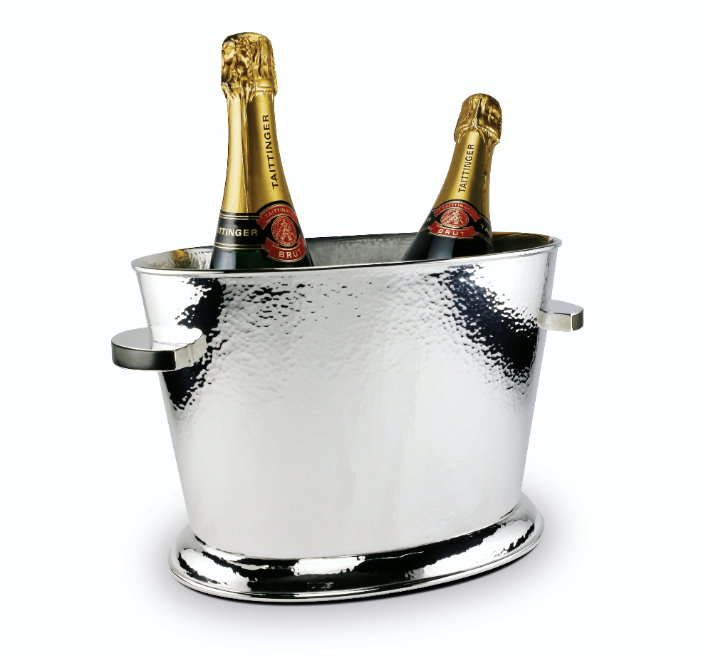 Kühler Wein+Champagner