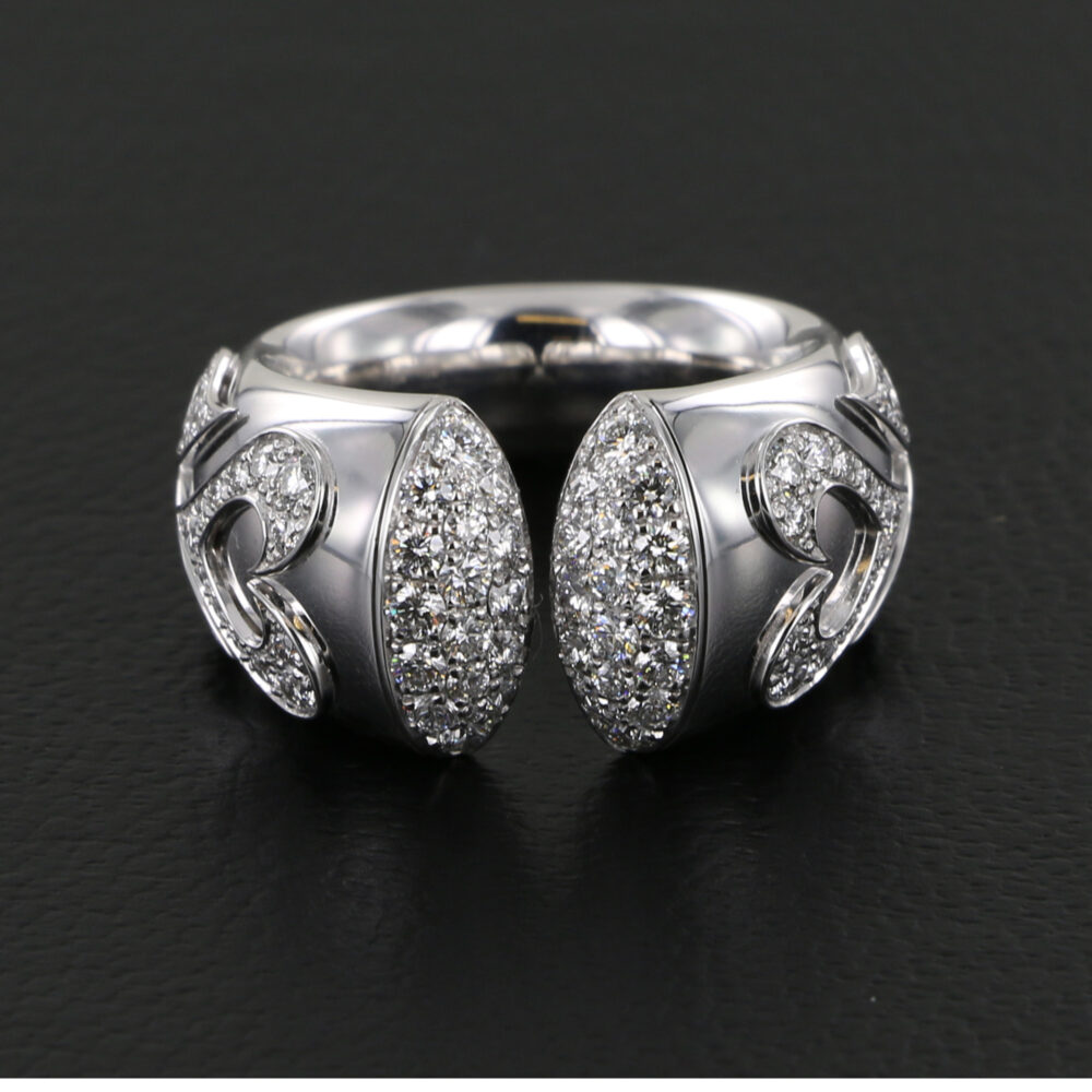 Meister 1881 Collection Ring mit Ornamenten