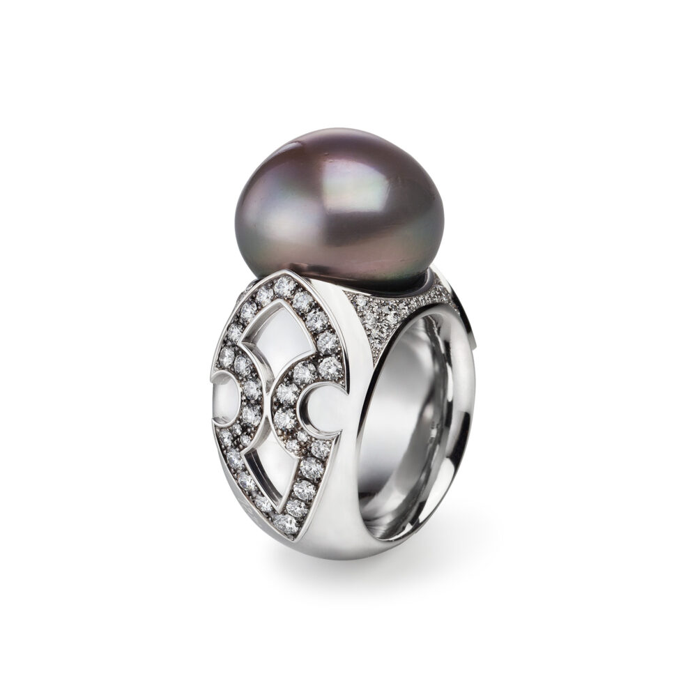 Meister 1881 Collection Ring Tahiti