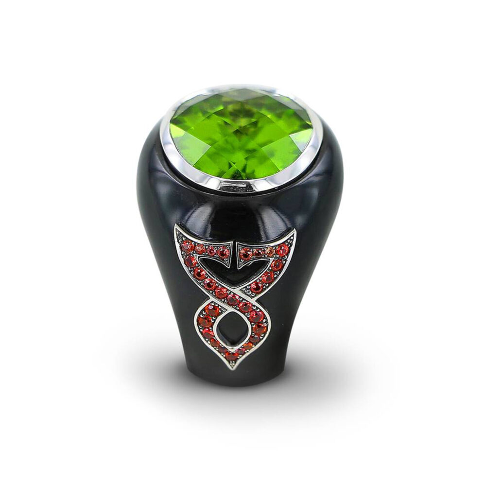 Meister 1881 Collection Ring mit Peridot
