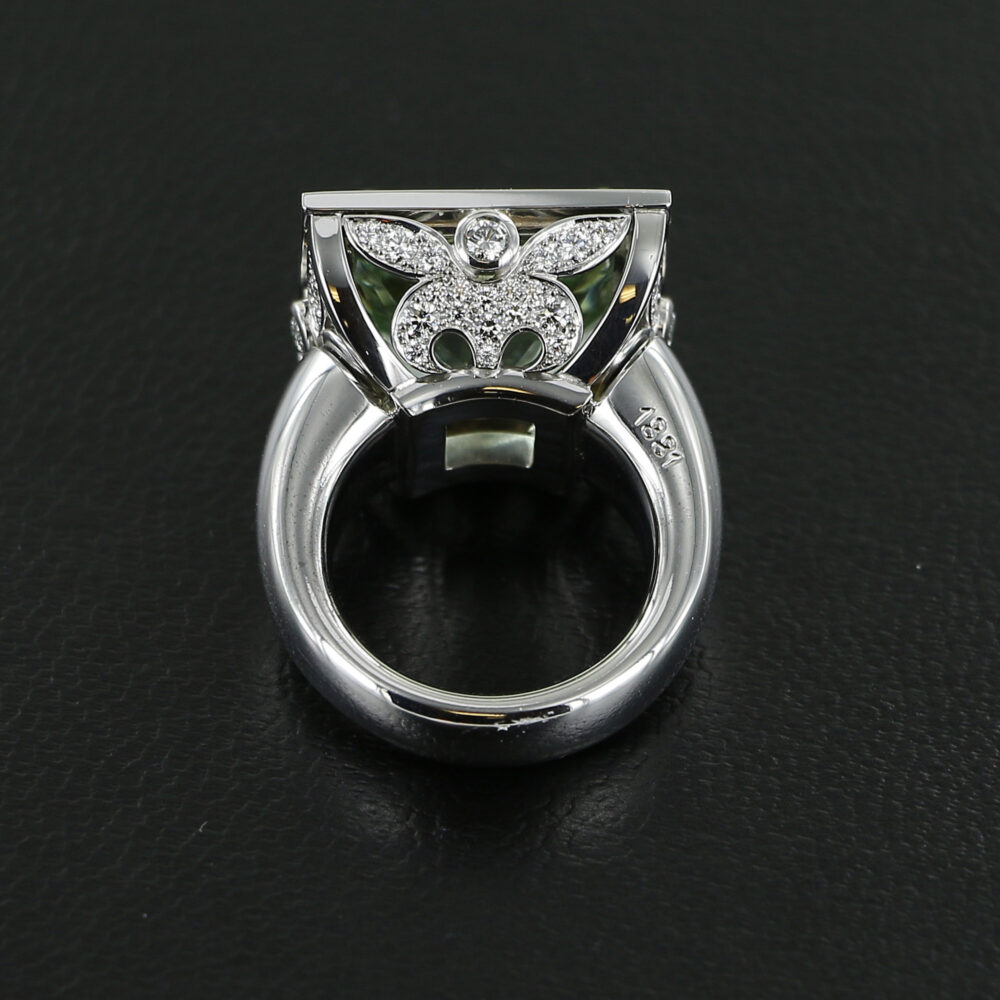 Meister 1881 Collection Ring mit Beryll