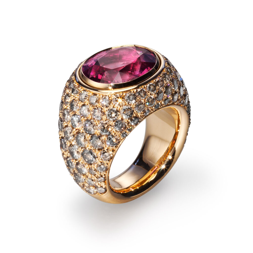 Meister 1881 Collection Ring mit Spinell