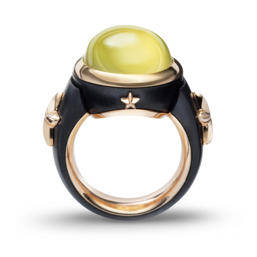 Meister 1881 Collection Ring Sterne