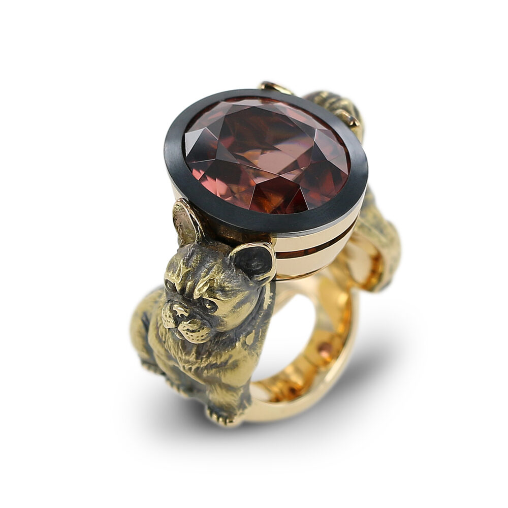 Meister 1881 Collection_Ring Zirkon
