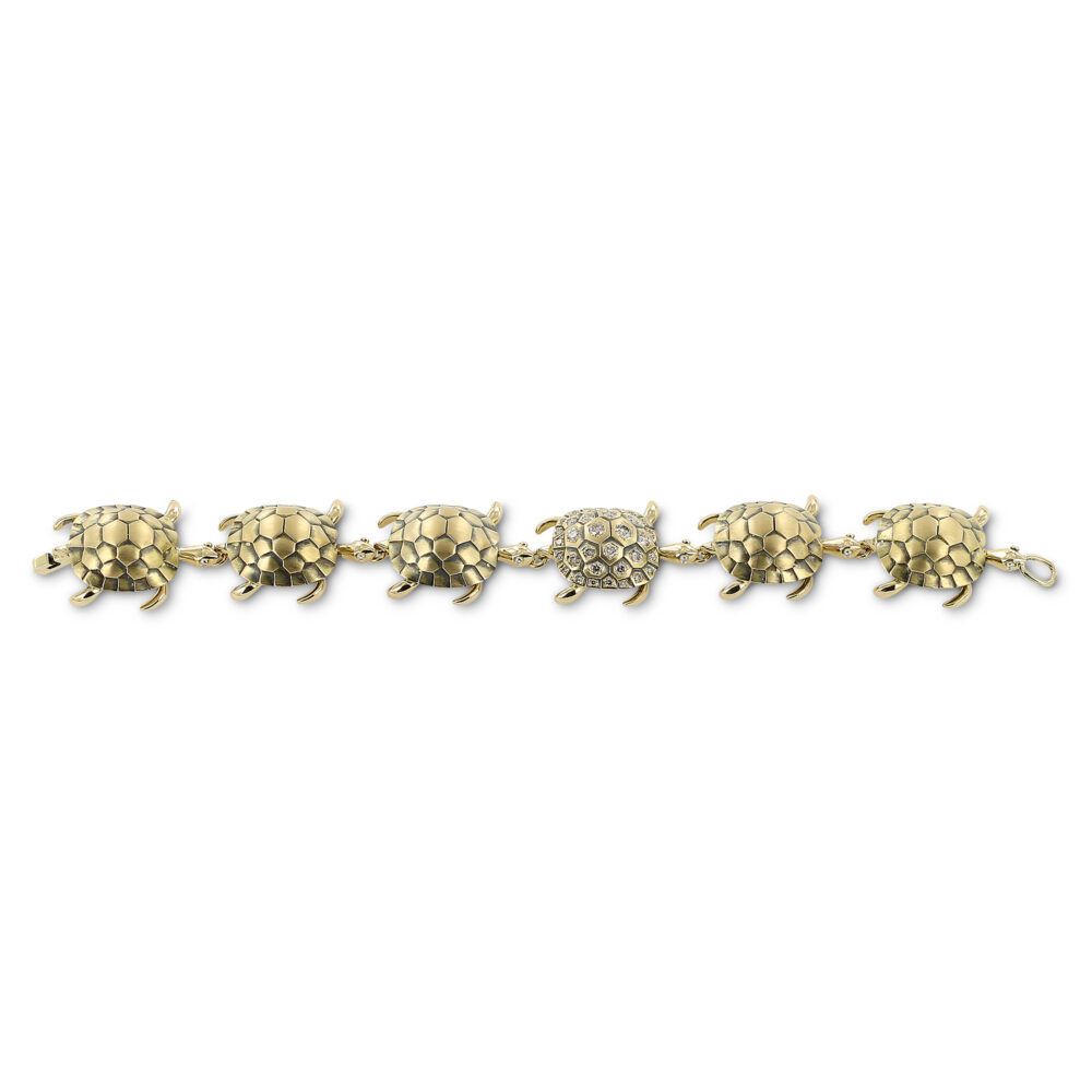 Meister 1881 Collection_Bracelet Schildkröte