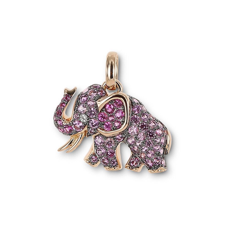 Meister 1881 Collection_Anhänger Elefant