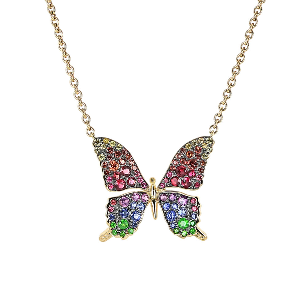 Meister 1881 Collection_Collier Schmetterling