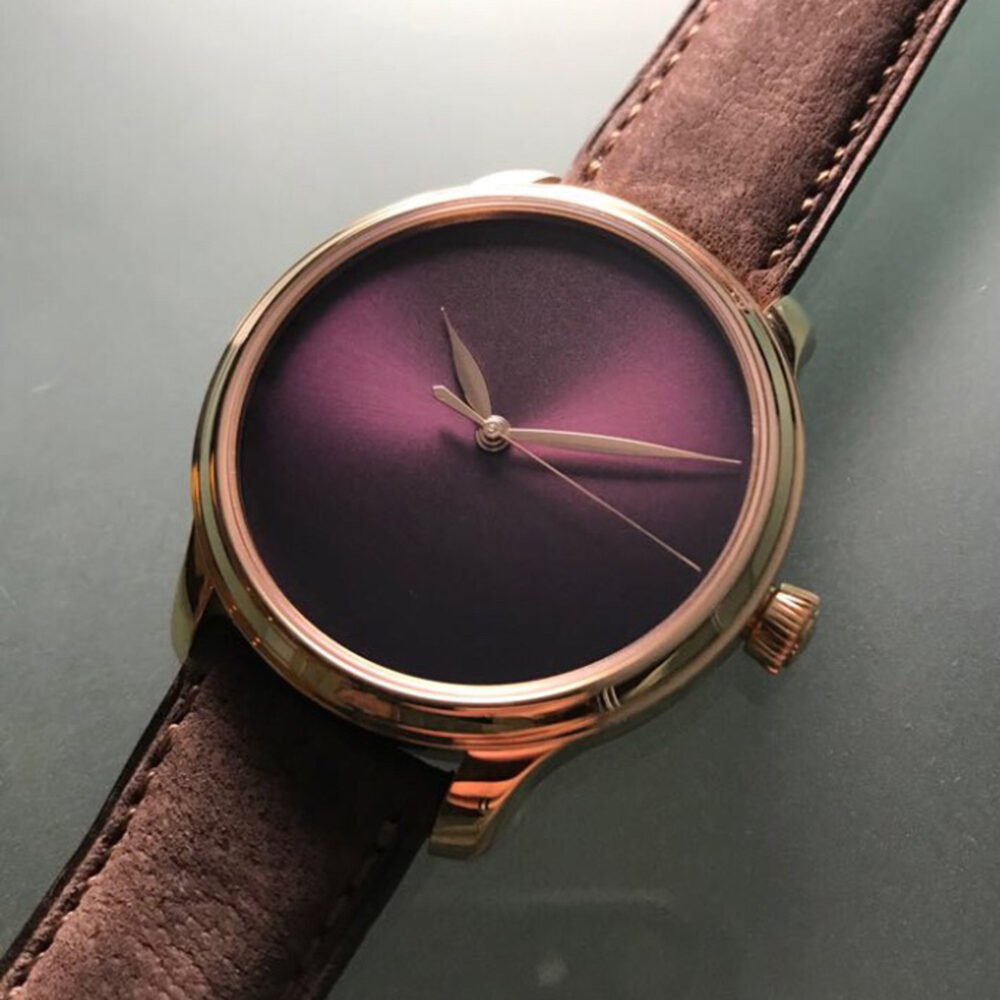 H. Moser & Cie. Endeavour Centre Seconds