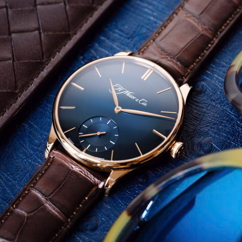 H. Moser & Cie. Venturer Small Seconds