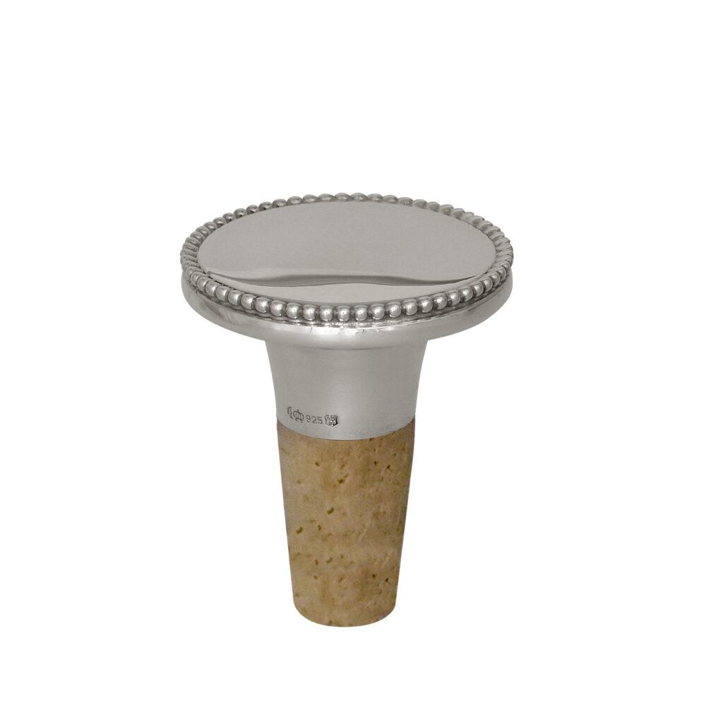 Flaschenzapfen Perlenrand 534.3781