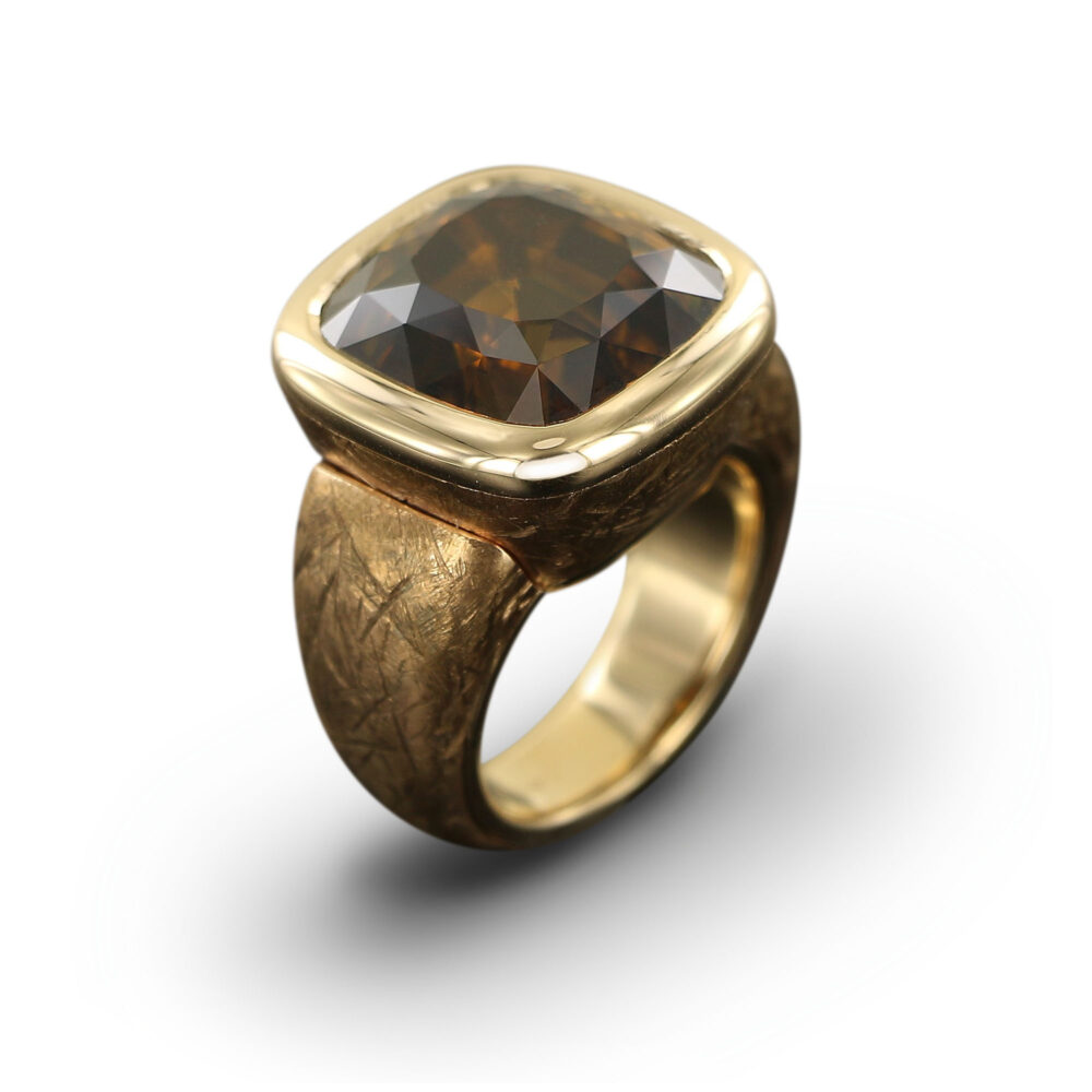 Meister 1881 Collection Ring Zirkon