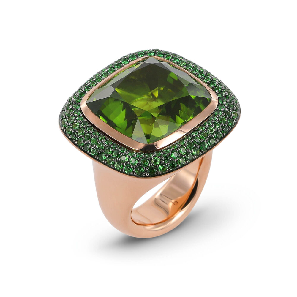 Meister 1881 Collection Ring Verdes