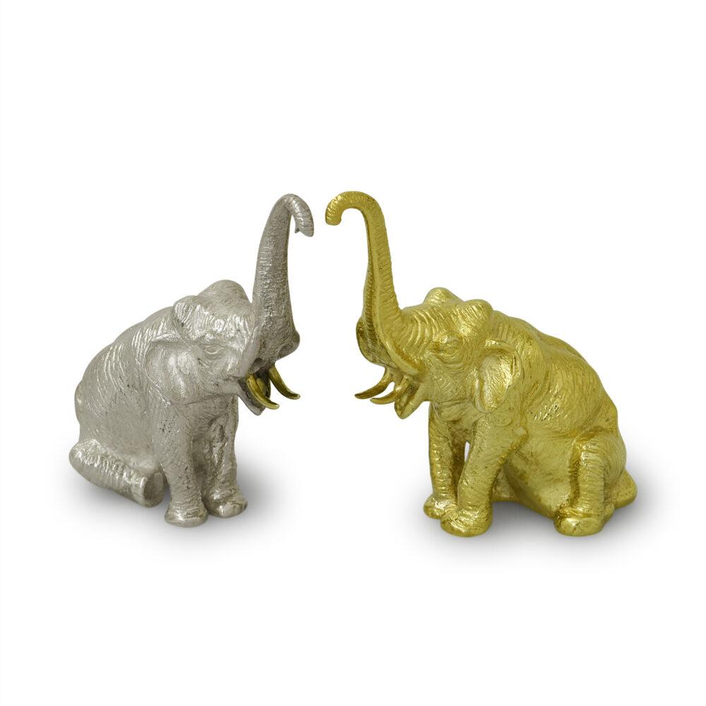 Salz- & Pfefferstreuer Elefant 578.0080