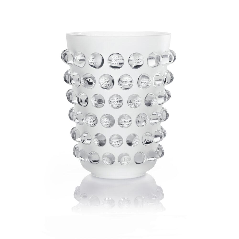 Lalique Vase Kristall